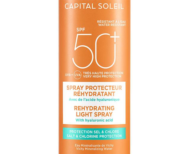Beach protect - Spray Anti-Deshidratación FPS 50+