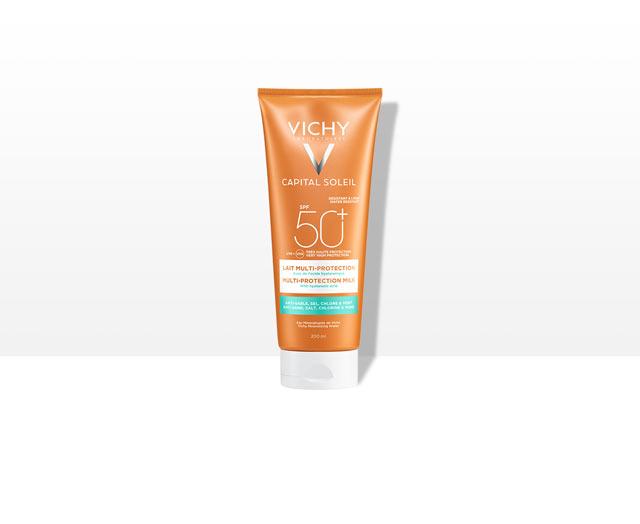 Beach protect - leche Solar multi-protectora FPS 50+