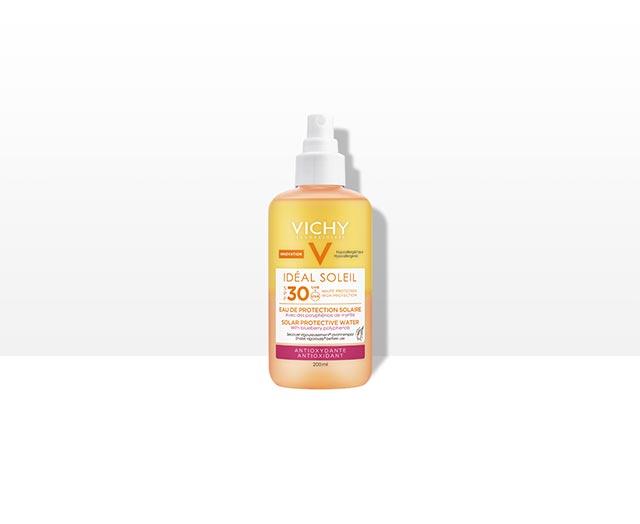 Agua Solar Protectora FPS 30 - Antioxidante