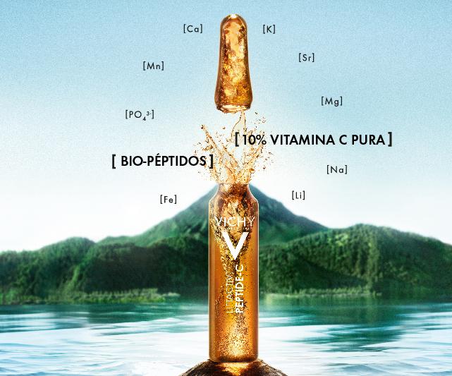 Peptide-C Ampollas Anti Edad