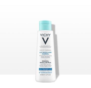 Leche Micelar Mineral para piel seca