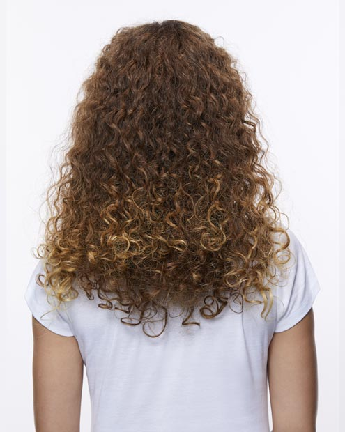 after curly