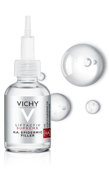 Vichy Liftactiv H.A. Epidermic Filler: el serum antiedad que revolucionará tu rutina
