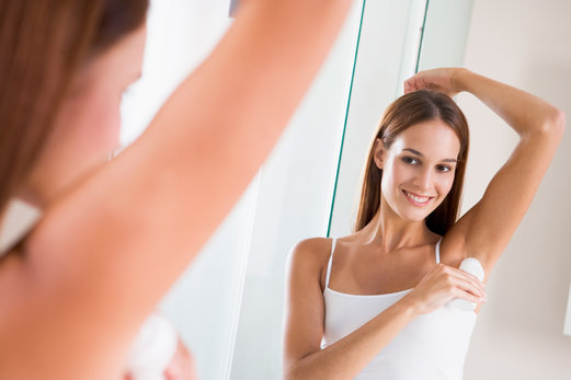 ¿Cómo elegir el desodorante perfecto?