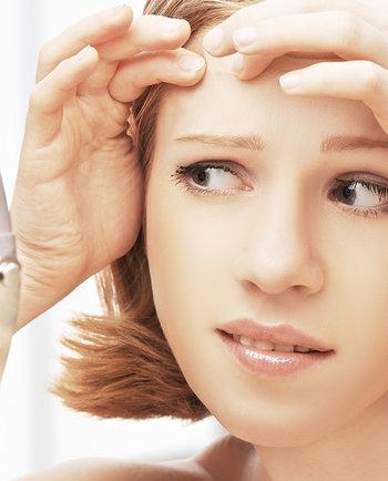 ¿Imperfecciones en tu rostro después de los 35?