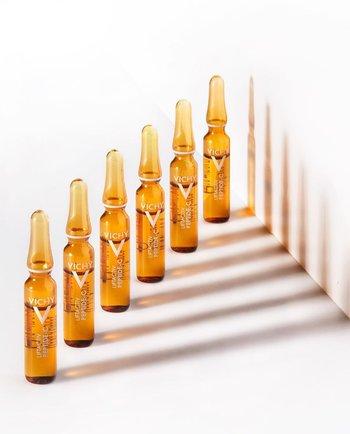Ingredientes aliados a tu piel: vitamina C, ácido glycolico y péptidos