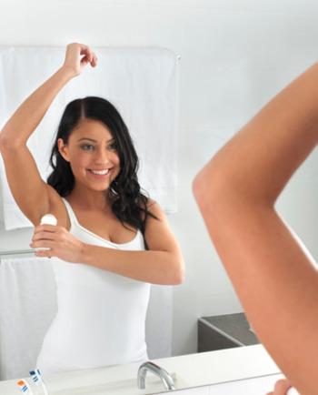 ¿Cómo elegir bien un desodorante?